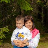 С мамой :: Владимир VS
