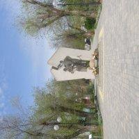 Памятник жертвам Чернобыльской катастрофы :: Анна Воробьева