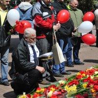 День победы. г. Шостка  Украина :: Анатолий Михайлович