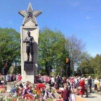 г.Прага памятник Советским солдатам и офицерам ВОВ :: Светлана Баталий