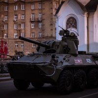 Репетиция парада Победы. Новосибирск, 7 мая :: Елена Берсенёва