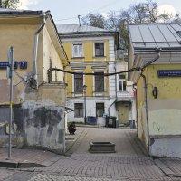 Старая Москва :: Тата Казакова