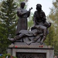 Открылся новый памятник в Омске :: Savayr