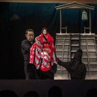 Кукольный театр в Японии :: Shapiro Svetlana