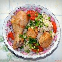 День, когда можно есть, что хочется!  :-) :: Андрей Заломленков