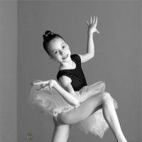 Балерина :: Roman Kashin