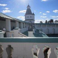 Монастырские стены :: Дмитрий Никитин