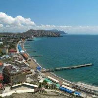 Судакская бухта, конец апреля :: Игорь Кузьмин