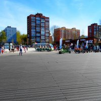 Праздник в парке :: Игорь Чуев