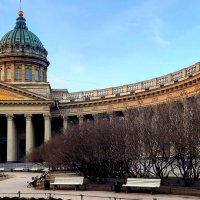Казанский собор просыпается. :: веселов михаил