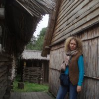 Украинские мазанки :: Борис