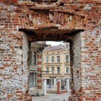 Выборг. Руины кафедрального собора. :: Надежда Лаптева