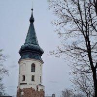 Выборг. Башня Ратуши (15-17 века). :: Надежда Лаптева