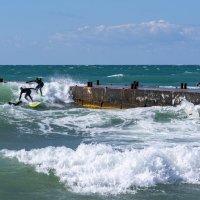 Сёрфингисты :: Геннадий Б