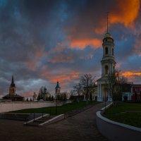 Спасо-Преображенский Белёвский мужской монастырь :: Борис Гольдберг