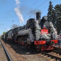 Поезд Победы :: Андрей Lyz