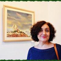 Лариса Куваєва - художниця :: Степан Карачко