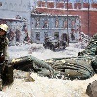 Под стенами новгородского Кремля в 1944 году :: Татьяна Помогалова