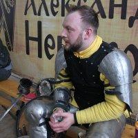 Удачный поединок! :: Евгений Шафер