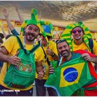 Бразильские фанаты. :: arkadii