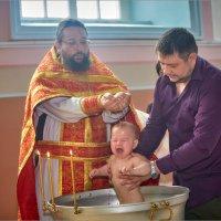 Крещение Архипа... :: Сергей Величко