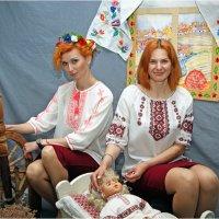 Був день вишиванки... :: Сергей Порфирьев