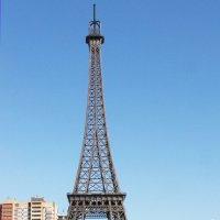 Эйфелева башня ... в Перми! :: Евгений Шафер