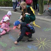 Дети рисуют :: PRP