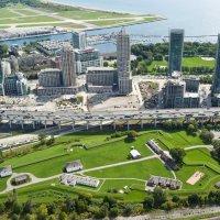 Исторический Форт Йорк в г. Торонто :: Юрий Поляков