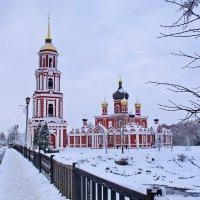 Воскресенский собор . Старая Руса :: Валентина Папилова