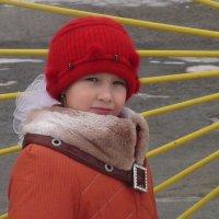 Пытливый взгляд ребёнка :: Марина Валиуллина