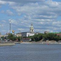 Старая Москва. :: Алекс Ант