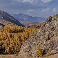 Осень горная :: Виктор Четошников