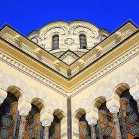 Геометрия храма :: Елена Даньшина