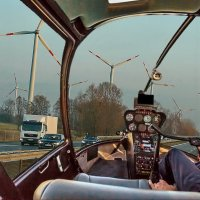 Посадка на автобан :: irina Schwarzer