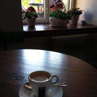 За чашечкой кофе :: Ирина Румянцева