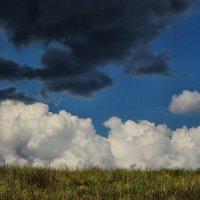 Гости с неба....облака :: Ирина