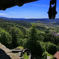 Вид с башни :: Walter Dyck