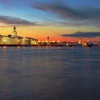 Краски Белой ночи :: Александр Игнатьев