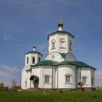 Церковь Сергея Радонежского :: Сергей Цветков