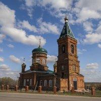 Церковь Димитрия Солунского :: Сергей Цветков