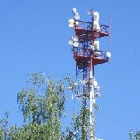 Вышка сотовой связи :: Дмитрий Никитин