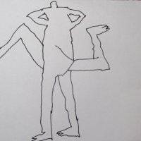 Евро-21: Многоногий  футболист - зажигательный  артист :: Alex Aro Aro Алексей Арошенко