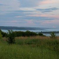 Туман на закате :: Ruslan