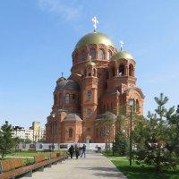 Церковь Александра Невского :: ИРЭН@ .
