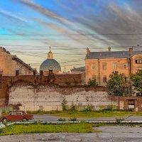 Главное -собор на месте ....... :: Андрей Зайцев