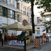 Кафешка на Одесской :: san05 -  Александр Савицкий