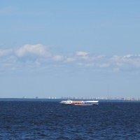 на финском заливе :: Sabina