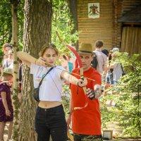 Лучники. :: Андрей + Ирина Степановы