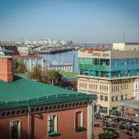 Крыши Н. Новгорода. :: Nonna